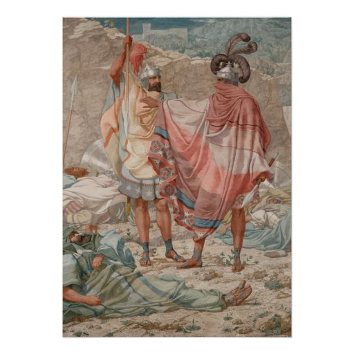 Misericordia: Vida de David Spareth Saul, 1854 Poster