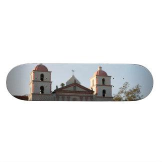 Misión de Santa Barbara Patin Personalizado