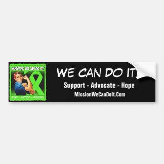 Misión del linfoma podemos hacerla etiqueta de parachoque