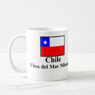 Misión Drinkware de Chile Vina del Mar Taza Clásica