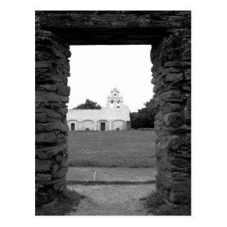 Misión San Juan - San Antonio, Tejas - postal