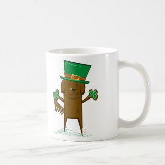Mismo taza de Irish Setter
