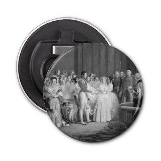 Mismo un boda del Victorian Abrebotellas Redondo