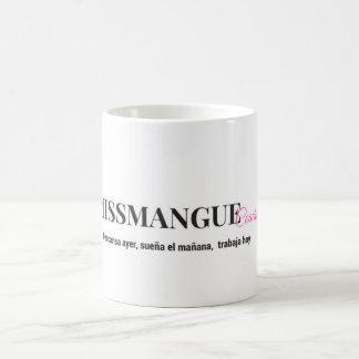 Missmangue coaching taza de café
