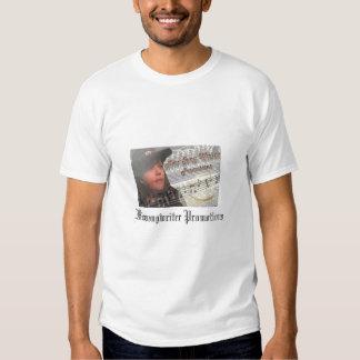 missongwriterbanner, promociones de Missongwriter Camiseta