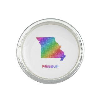 Missouri Anillos
