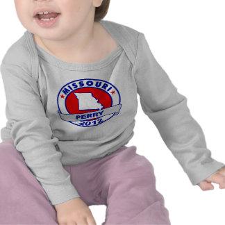Missouri Rick Perry Camisetas