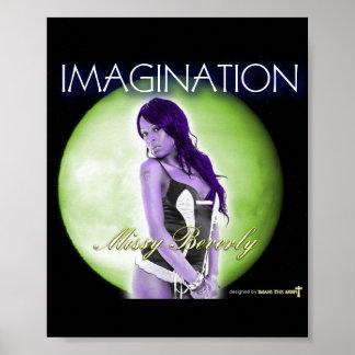Missy Beverly - imaginación Poster