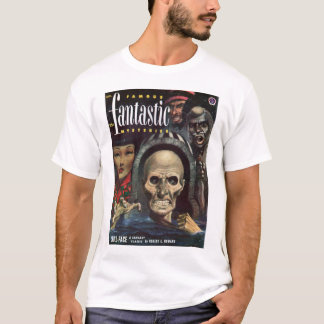 Misterios camiseta fantástica famosa de diciembre