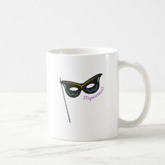¡Misterioso! Tazas De Café