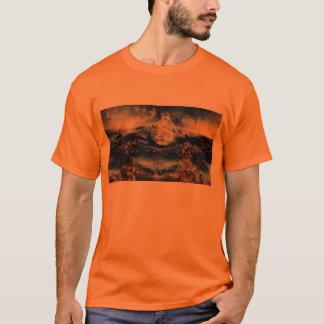 Misticismo de los nórdises camiseta