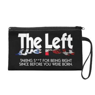 Mitón - la izquierda, definida… bolso de fiesta