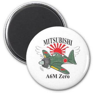 mitsubishi cero imán redondo 5 cm