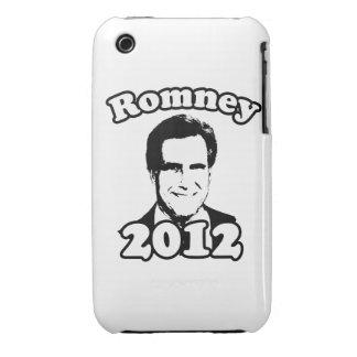 Mitt Romney 2012 retro iPhone 3 Carcasa