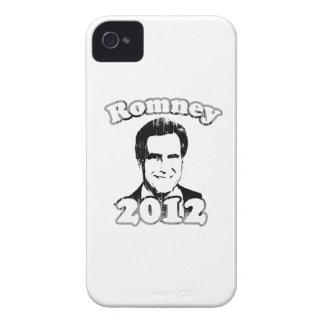 Mitt Romney 2012 retro Case-Mate iPhone 4 Cobertura