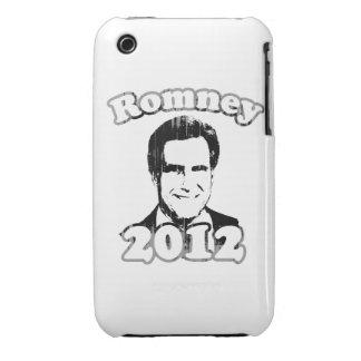 Mitt Romney 2012 retro iPhone 3 Funda