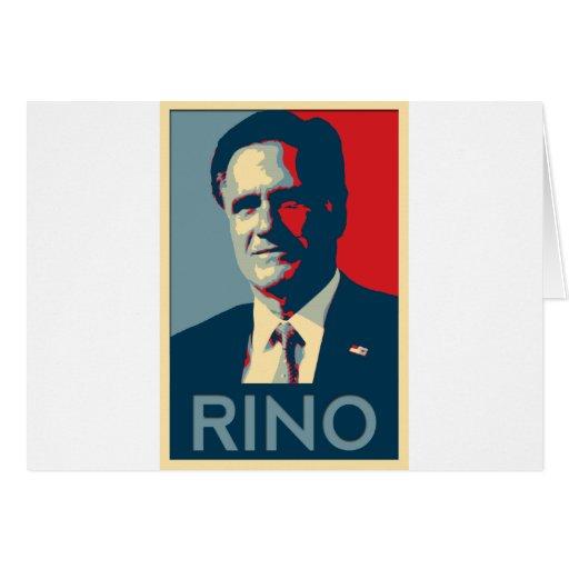 Mitt Romney - RINO Felicitacion