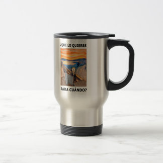 Mixed cup estimations coffee mugs