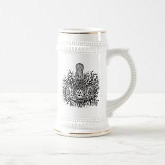 Mjolnir - Valknut Jarra De Cerveza