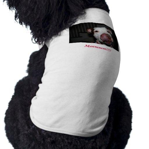 ¡Mmmmm!!!! Camisetas sin mangas Camisas De Mascota