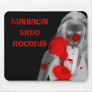 MMRazor, expedientes maniacos de Mojo Alfombrilla De Ratón