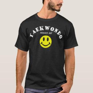 MMS: El Taekwondo Camiseta