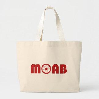 Moab (rueda de la bici) bolso de tela gigante