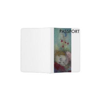Mobile del tenedor del pasaporte ' portapasaportes