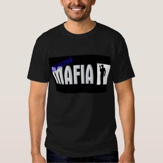 mobsta negro camisetas