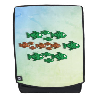 Mochila A pescado