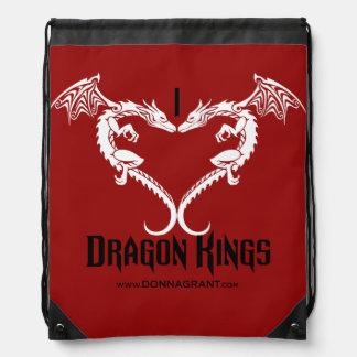 Mochila Amo el bolso de los reyes del dragón