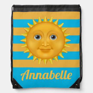 Mochila Aquí viene el Sun