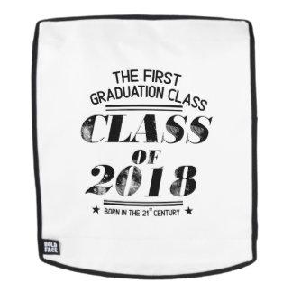Mochila Clase del regalo divertido 2018 de la graduación