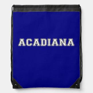 Mochila Con Cordones Acadiana