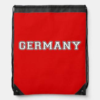 Mochila Con Cordones Alemania