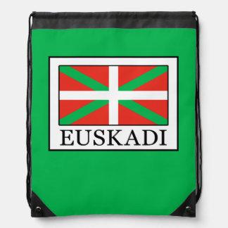 Mochila Con Cordones Euskadi