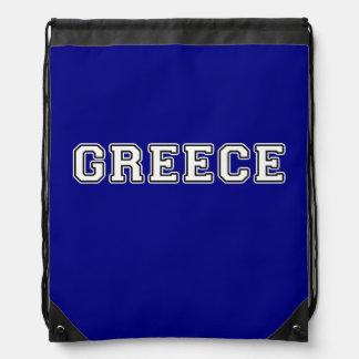 Mochila Con Cordones Grecia