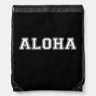 Mochila Con Cordones Hawaiana