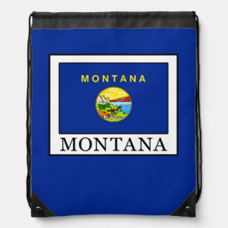 Mochila Con Cordones Montana