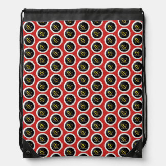 Mochila Con Cordones OS por el bolso de cierre de tira del diseño