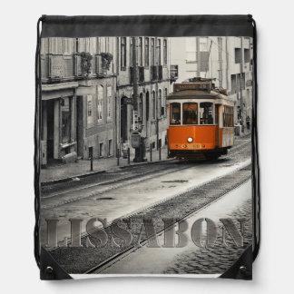 Mochila Con Cordones Turnbeutel bolsita Lisboa Portugal
