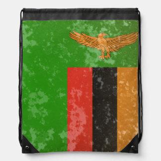 Mochila Con Cordones Zambia