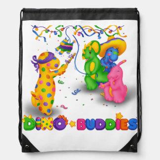 Mochila de Dino-Buddies™ - escena del Pinata