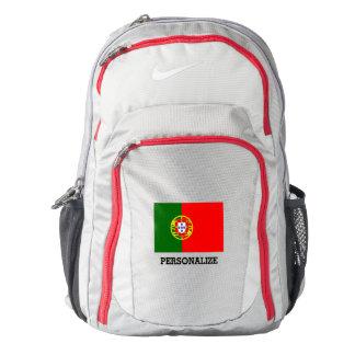 Mochila De Nike Orgullo portugués de la bandera de Portugal