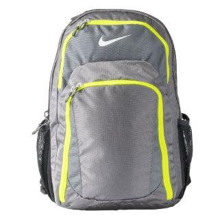 Mochila del funcionamiento de Nike, gris
