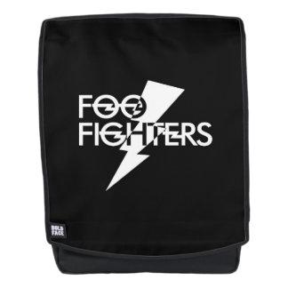Mochila del rayo de los combatientes de Foo