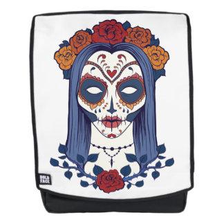 Mochila Día de la mujer de los muertos