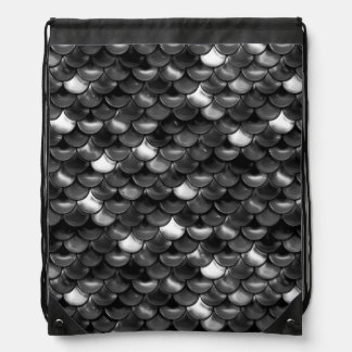 Mochila Escalas blancos y negros de Falln