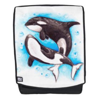 Mochila juego de la orca