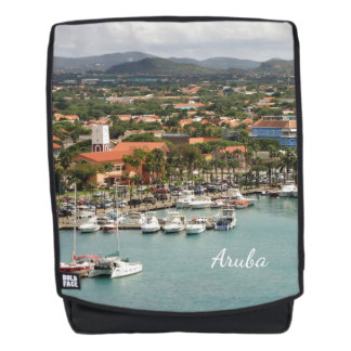 Mochila Puerto deportivo de Aruba